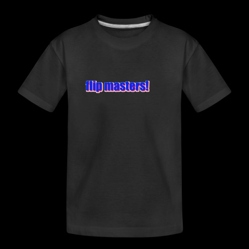 sappig - Teenager premium biologisch T-shirt
