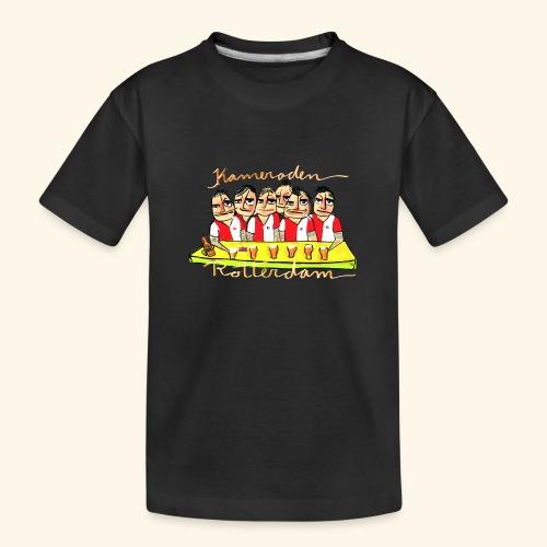 Kameraden Feyenoord - Teenager premium biologisch T-shirt
