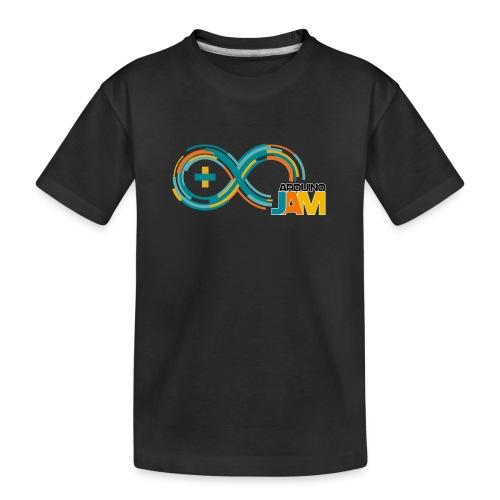 T-shirt Arduino-Jam logo - Teenager Premium Organic T-Shirt
