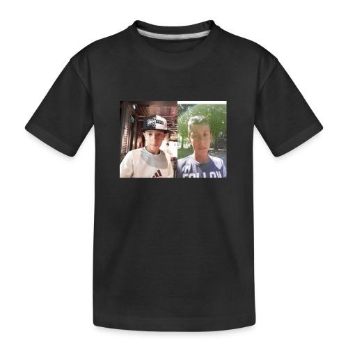 la meraviglia - Maglietta ecologica premium per ragazzi