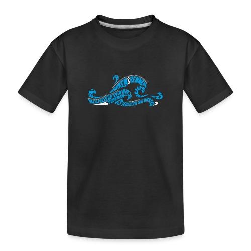 EZS T shirt 2013 Front - Teenager premium biologisch T-shirt