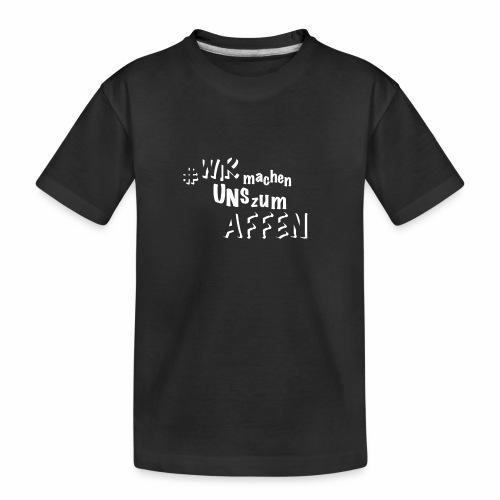 Stift & Block - Teenager Premium Bio T-Shirt