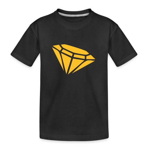Diamond - Teenager Premium Organic T-Shirt