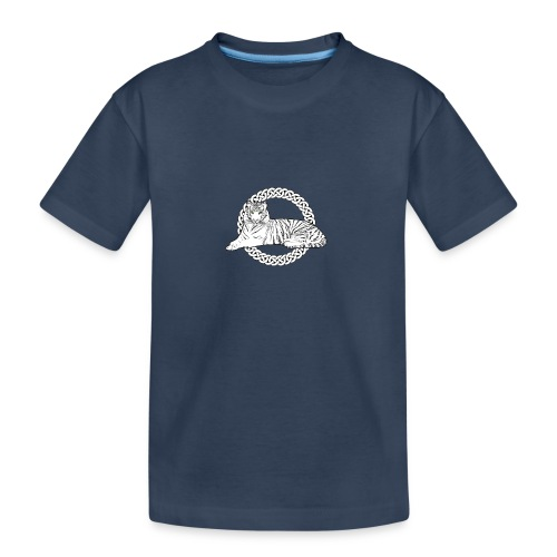 CelticTiger Apparel - Teenager Premium Organic T-Shirt