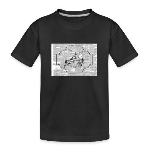 The Beauty Northern Light - T-shirt bio Premium Ado
