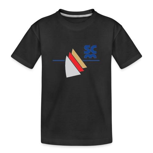 Modernes SCM Logo - Teenager Premium Bio T-Shirt