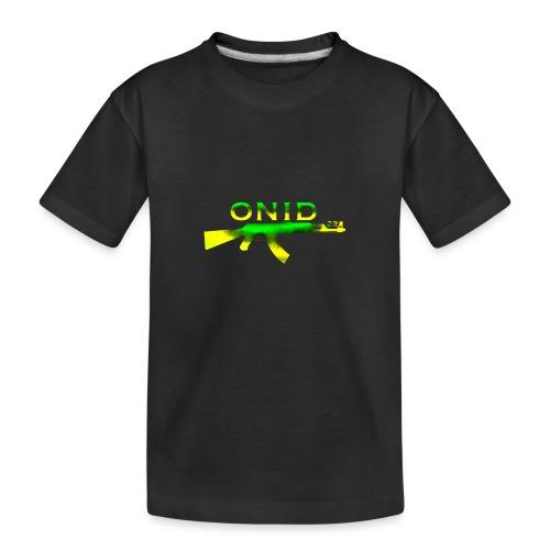 ONID-22 - Maglietta ecologica premium per ragazzi