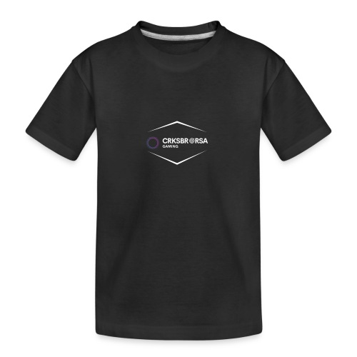crksbrorsa - Ekologisk premium-T-shirt tonåring