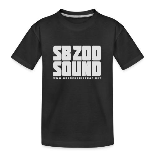 SB ZOO Blockbuster - Teenager Premium Bio T-Shirt