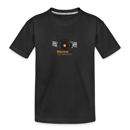 CD Kopfhörer - Teenager Premium Bio T-Shirt