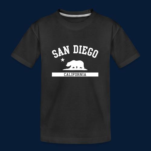 San Diego - Teenager Premium Bio T-Shirt