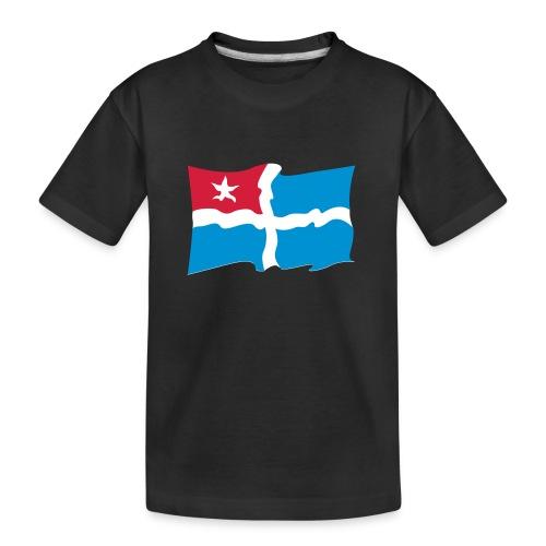 kreta - Teenager Premium Bio T-Shirt