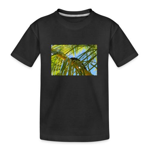 Camaleonte - Maglietta ecologica premium per ragazzi