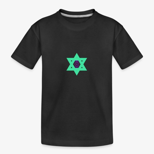 Star eye - Teenager Premium Organic T-Shirt
