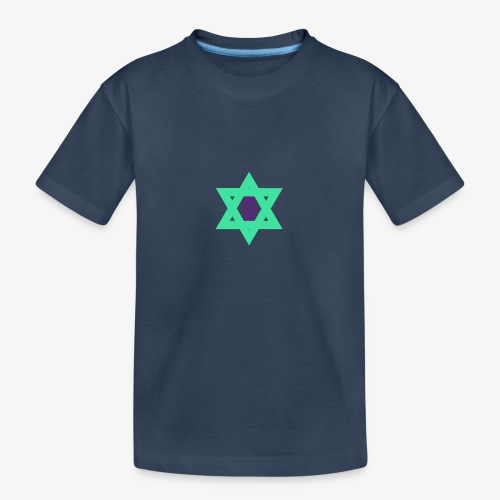 Star eye - Teenager Premium Organic T-Shirt
