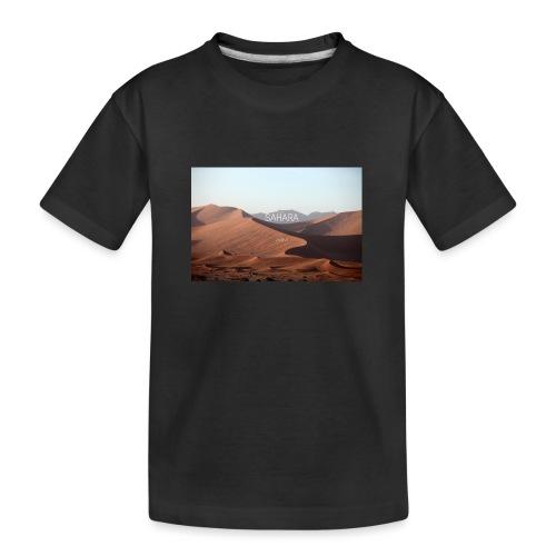 Sahara - Teenager Premium Organic T-Shirt