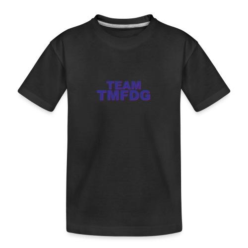 Collection : 2019 Team TMFDG - T-shirt bio Premium Ado