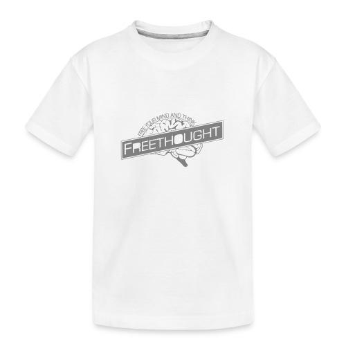 Freethought - Teenager Premium Organic T-Shirt