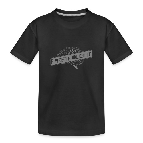 Freethought - Teenager Premium Organic T-Shirt