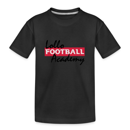 Lollo Acadmey - Ekologisk premium-T-shirt tonåring