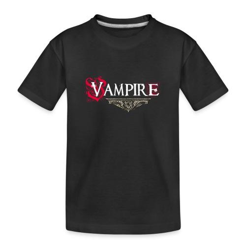 Vampire - Maglietta ecologica premium per ragazzi