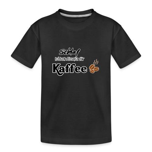 Schlafersatz - Teenager Premium Bio T-Shirt