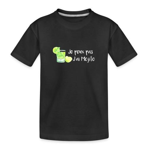 mojito - T-shirt bio Premium Ado