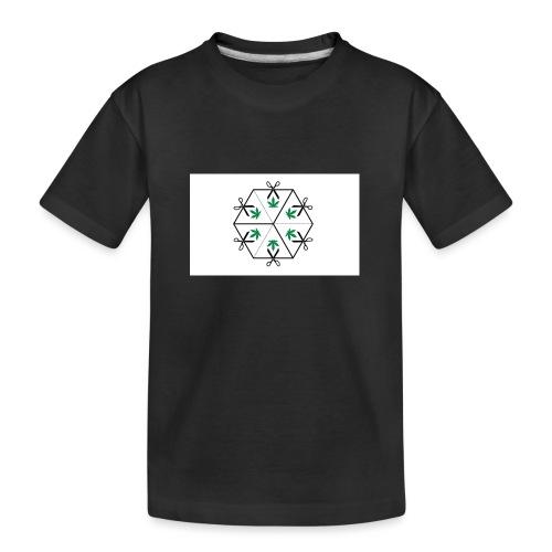 HighCube - Maglietta ecologica premium per ragazzi