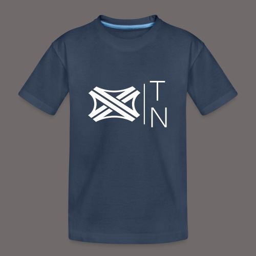 Tregion logo Small - Teenager Premium Organic T-Shirt