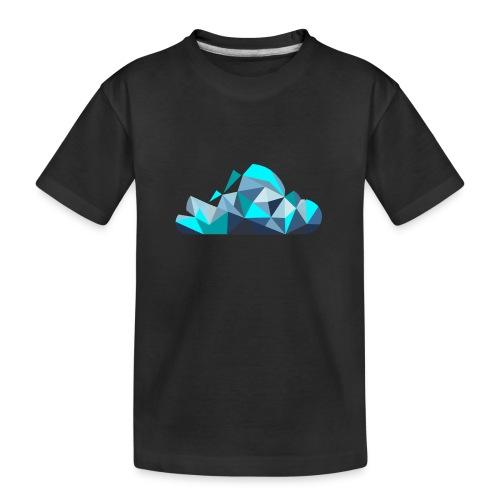 'CLOUD' Mens T-Shirt - Teenager Premium Organic T-Shirt