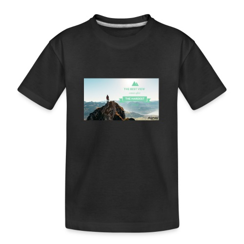 fbdjfgjf - Teenager Premium Organic T-Shirt