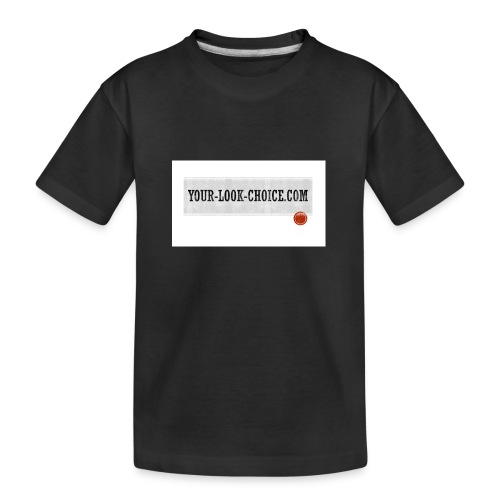 your-look-choice.coom - T-shirt bio Premium Ado