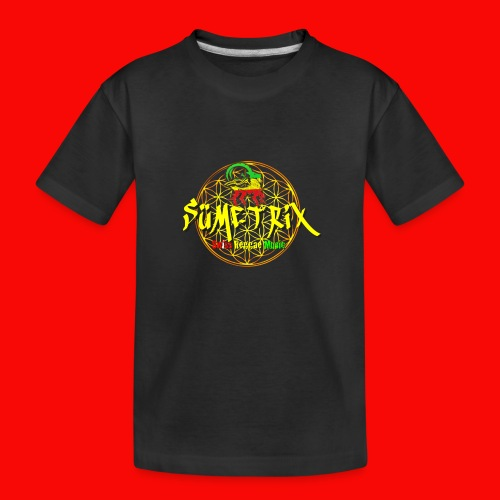 SÜEMTRIX FANSHOP - Teenager Premium Bio T-Shirt