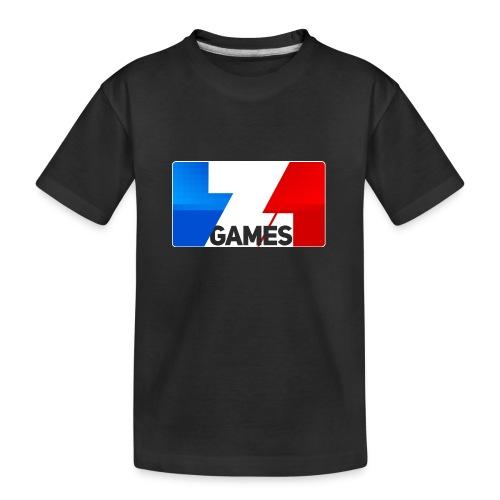 9815 2CZoominGames so MLG - Teenager Premium Organic T-Shirt