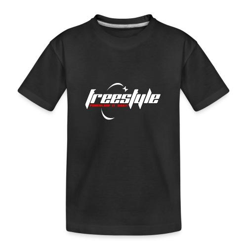Freestyle - Powerlooping, baby! - Teenager Premium Organic T-Shirt