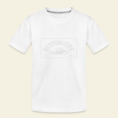scavengers1 - Teenager premium T-shirt økologisk