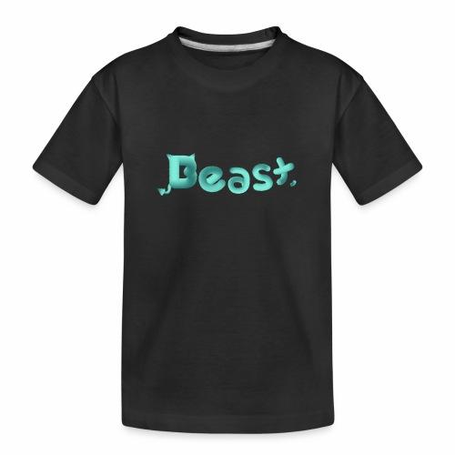 Beast - Teenager Premium Organic T-Shirt