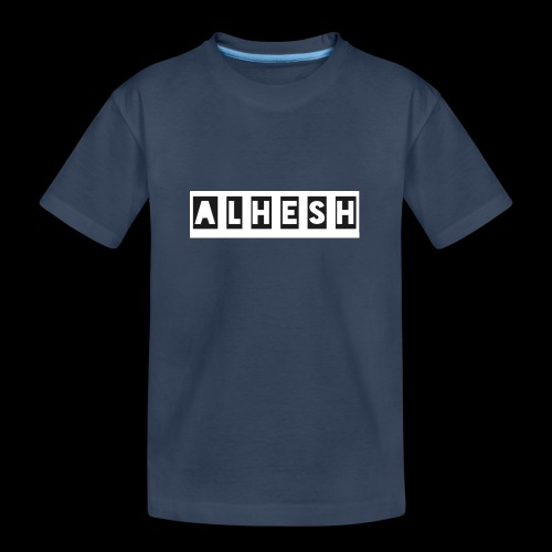 04131CD3 20A7 475D 94E9 CD80DF3D1589 - Teenager Premium Bio T-Shirt