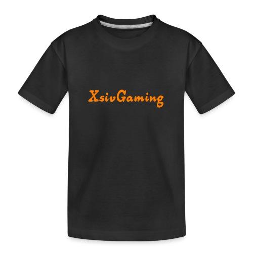 XsivGaming - Teenager Premium Organic T-Shirt