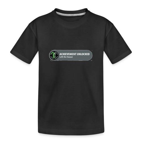 Achievement - Teenager premium biologisch T-shirt