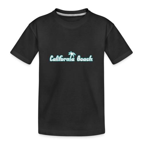 California Beach - Ekologisk premium-T-shirt tonåring