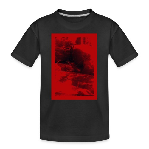 by Majza Hillsetrøm - Teenager premium T-shirt økologisk