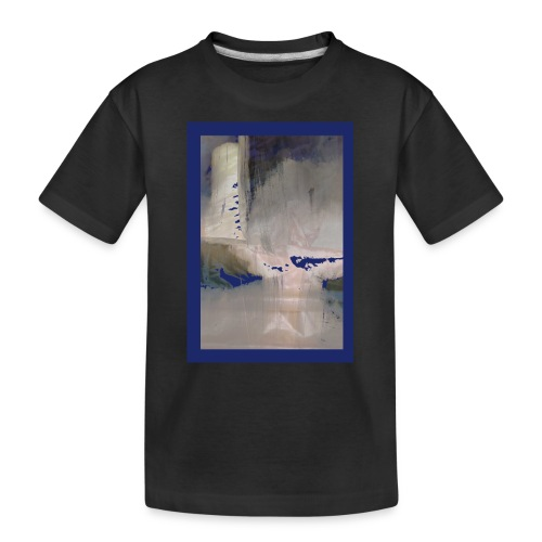 by Mazja Hillestrøm - Teenager premium T-shirt økologisk