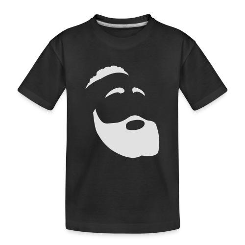 The Beard - Maglietta ecologica premium per ragazzi
