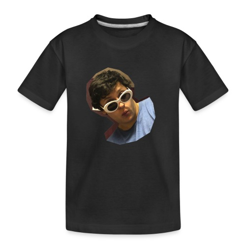 Handsome Person on Clothing - Teenager Premium Bio T-Shirt