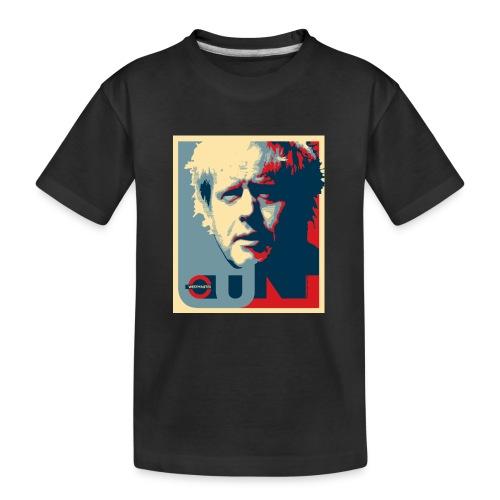 Boris: Westminster - Teenager Premium Organic T-Shirt