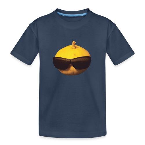 Kerk van de Kalebas - Teenager premium biologisch T-shirt