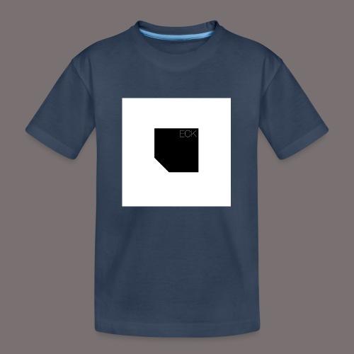 ecke - Teenager Premium Bio T-Shirt