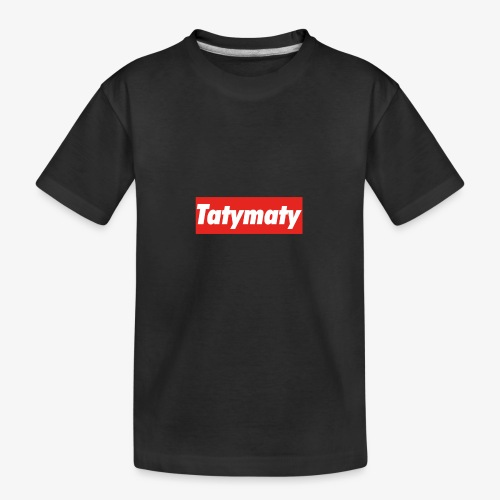 TatyMaty Clothing - Teenager Premium Organic T-Shirt