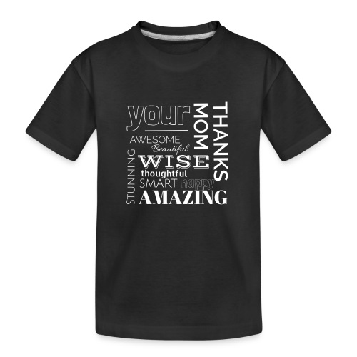 Amazing clothes - Camiseta orgánica premium adolescente